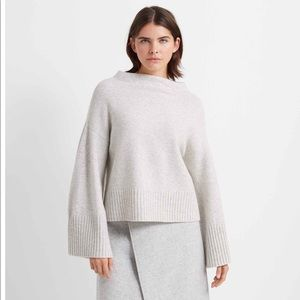 Club Monaco Bell Sleeve Sweater - Brand New